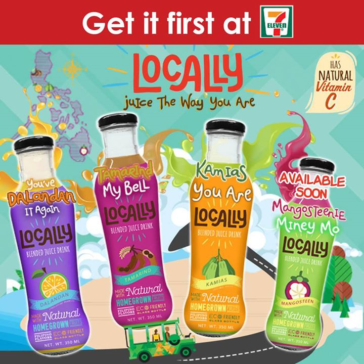 Try Locally Juices - CLiQQ WiFi